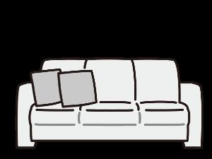 大きめソファ