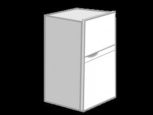 一人用冷蔵庫
